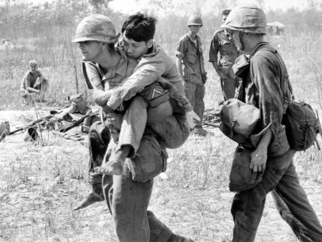 a psychological analysis of the relationship between the soldiers of the vietnam war The dedication of eight new names to the vietnam war memorial on 28 in contrast to world war ii, american soldiers in vietnam served a psychological.