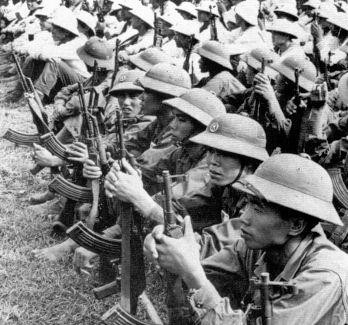 1.1 NVA troops