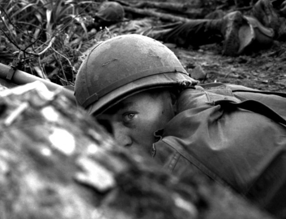 Vietnam: First Shots in Combat: April 4, 1968 A defining