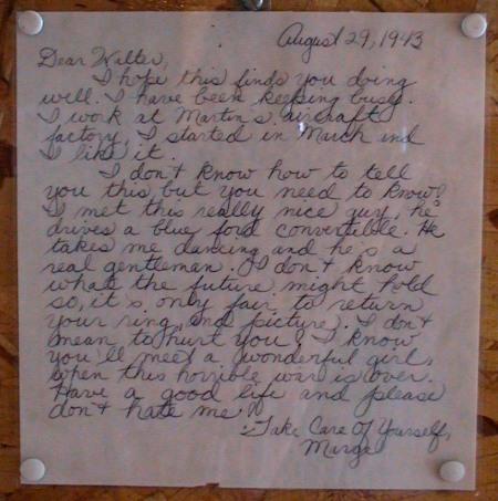 dear john 1943