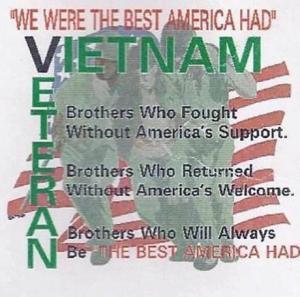 The Homecoming for Vietnam Veterans | CherriesWriter