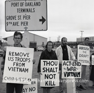 Comittee for Non Violent Action (CNVA)