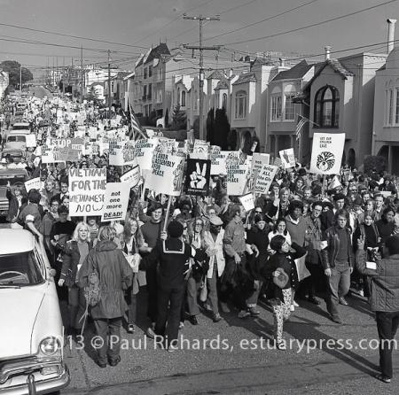 Nov 15, 1969 SF Moratorium Peace March