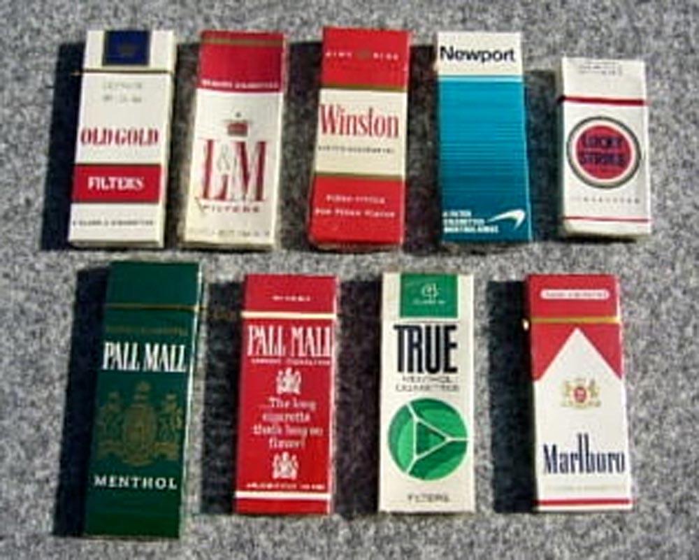 Cigarettes Marlboro price Virginia