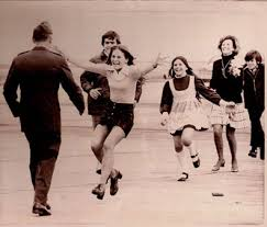 welcome home pow