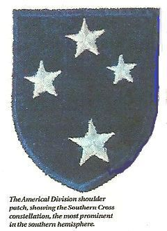 americal patch
