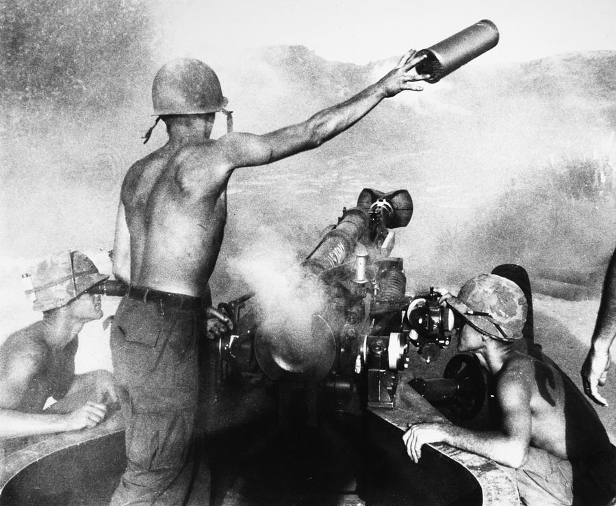 VC Overrun Fire Support Base Mary Ann – Cherries – A Vietnam War Novel