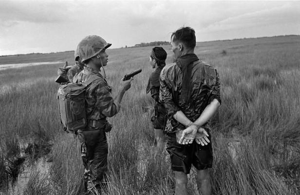 Vietnam War Viet Cong Prisoners