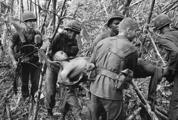 Vietnam War US Wounded