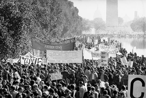 Anti War Protest 1967