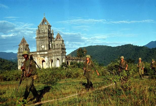 VIETNAM WAR U.S. FORCES 1968