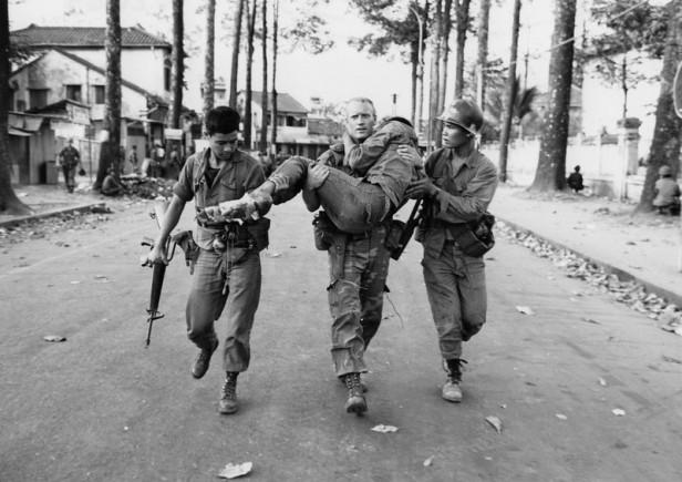 Vietnam War Tet Offensive