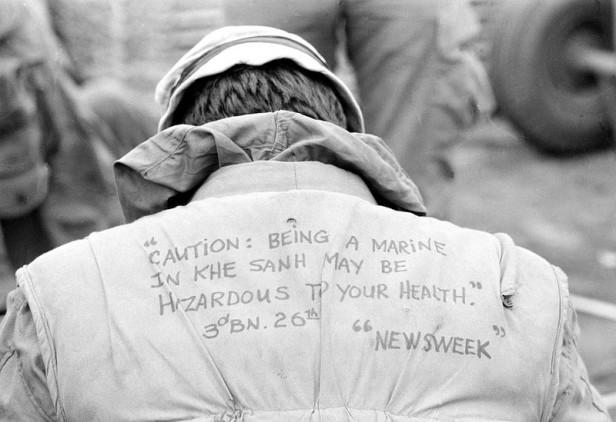 VIETNAM WAR U.S. MARINE QUOTE