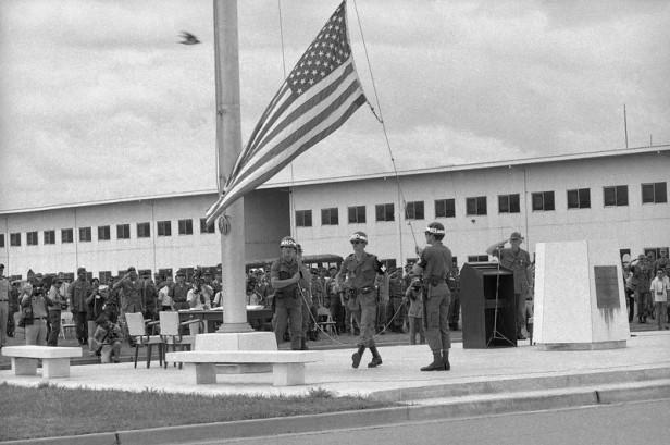 Largest American Base in Vietnam