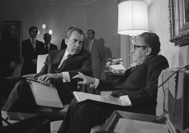 Nixon Disclosures
