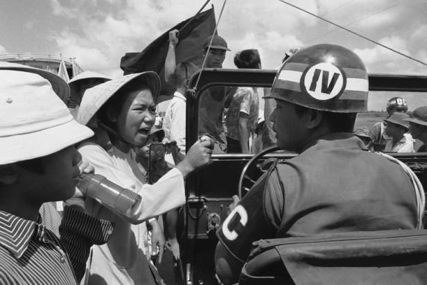 Vietnam (S) People Demonstration