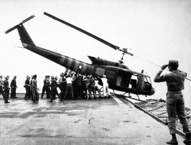 VIETNAM EVACUATION