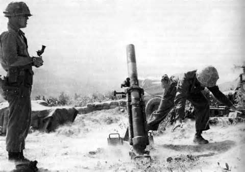 4.2 inch mortar