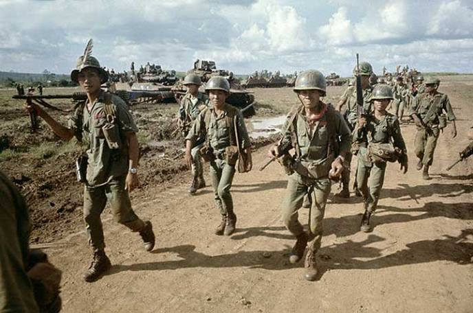 Image result for arvn regional and popular forces