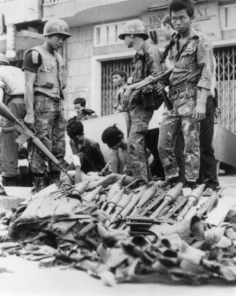Viet Cong POW
