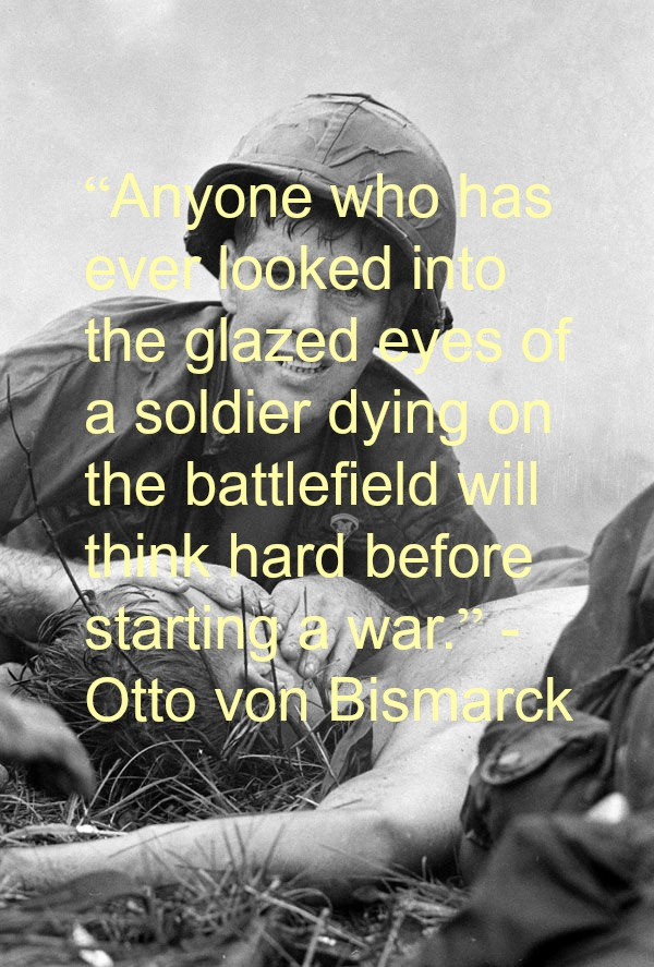 Famous Quotes About Vietnam and War (Part 1