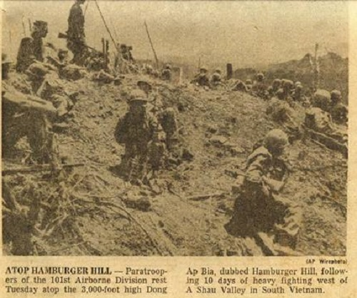 the battle of dong ap bia essay The battle of hamburger hill: battle command this essay will and the terrain in order to visualize the successful conduct of the battle on dong ap bia.