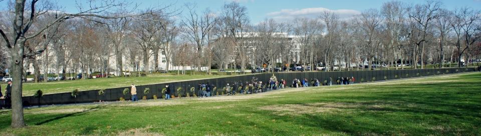Vietnam Veterans Memorial, National Mall