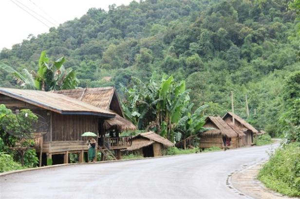 Main road to Oudomxai from Luang Namtha (Small)_0