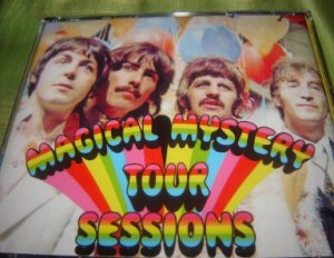 Magical Mystery Tour Reconstructed - Front