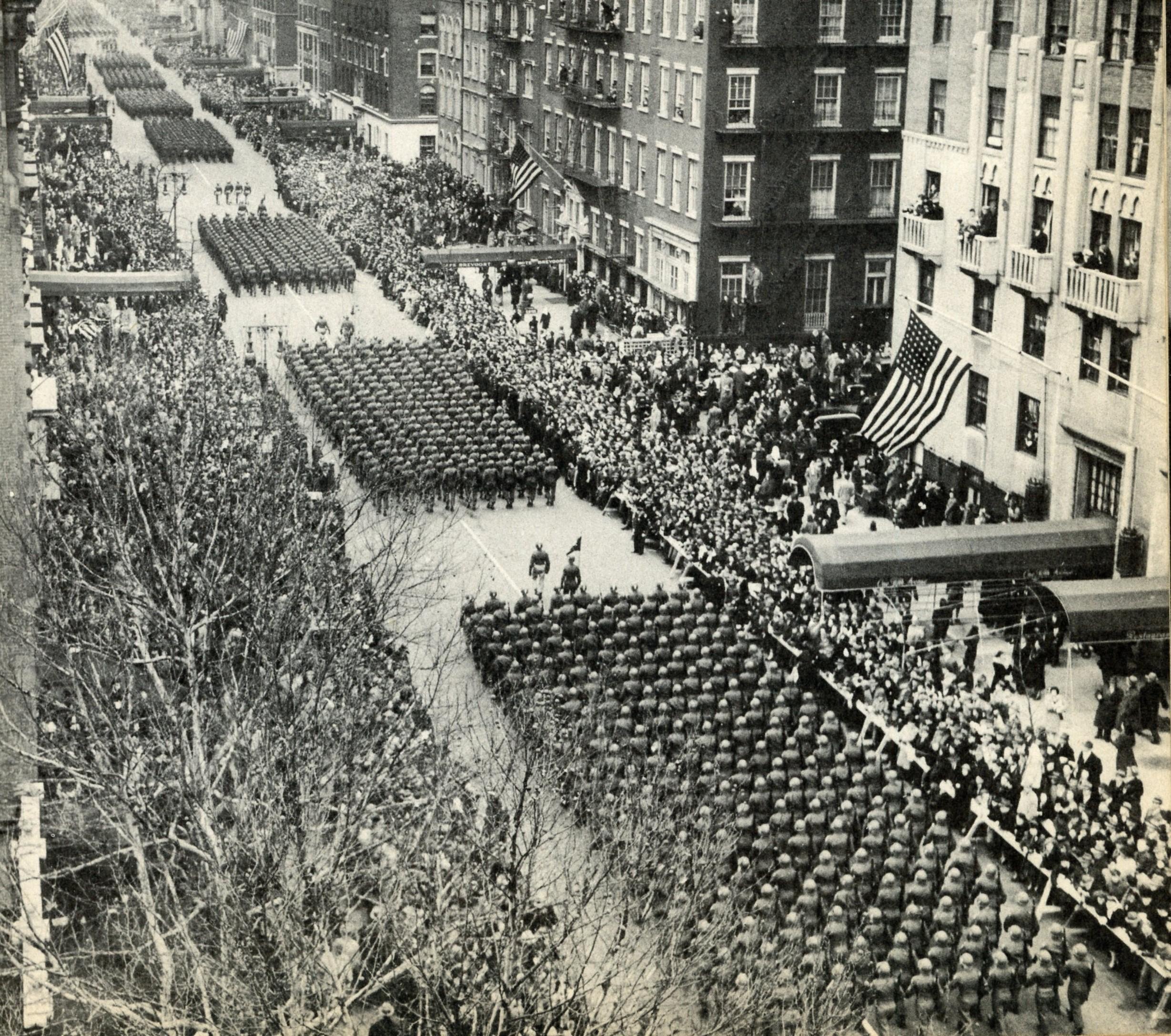 1946 Victory Parade