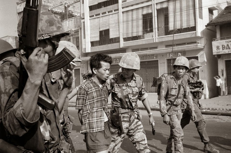 Saigon Execution Murder of a Vietcong by Saigon Police Chief, 1968 3