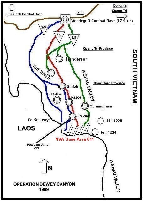 Copy of Dewey Canyon Map Website