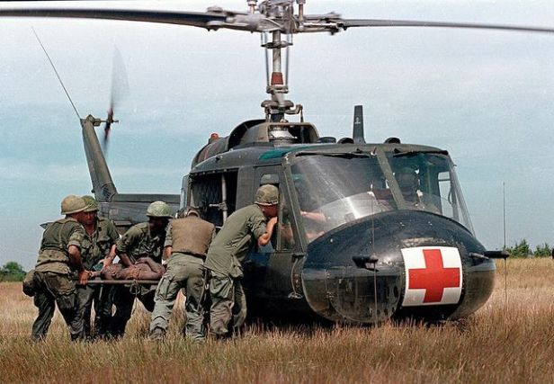 "Dead Men Flying"" Heroic as Hell – The Dustoff Pilots of The Vietnam"