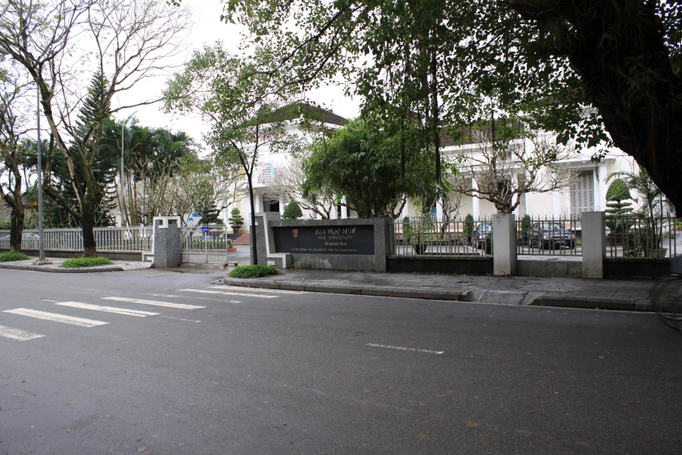Huế_University