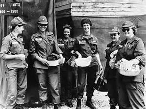A report on the nurses role in vietnam