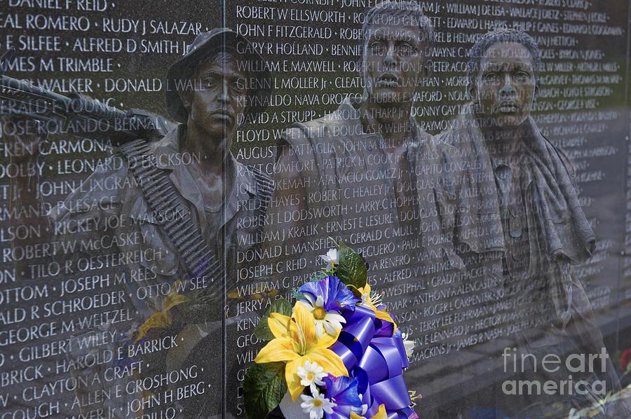 vietnam-veteran-wall-and-three-soldiers-memorial-collage-washington-dc2-david-zanzinger