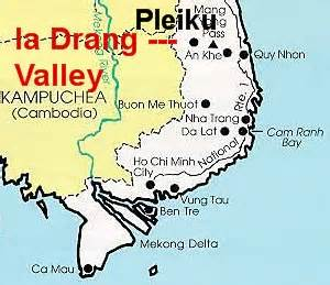 Image result for vietnam war ia drang