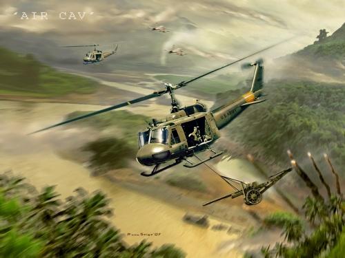 bell_uh-1_huey_helicopter_art_peter-van-stigt_vietnam_asa_rotativa