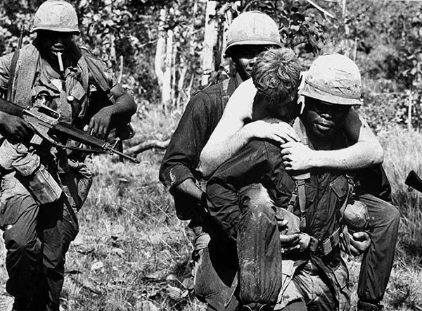 African Americans in the Vietnam War