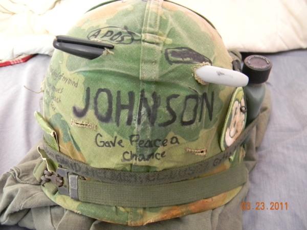 Helmet Cover Graffiti Cherrieswriter Vietnam War Website